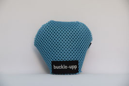 buckle-upp BLUE with manufacturing flaws