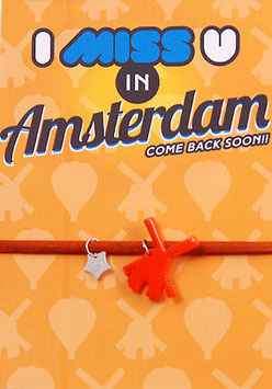 MISS YOU IN AMSTERDAM