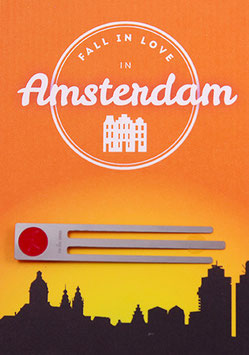 FALL IN LOVE IN AMSTERDAM