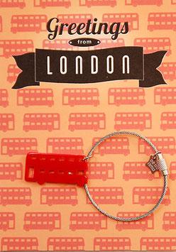 GREETINGS LONDON