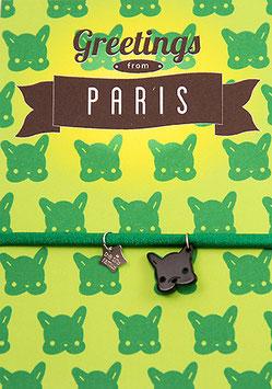GREETINGS PARIS