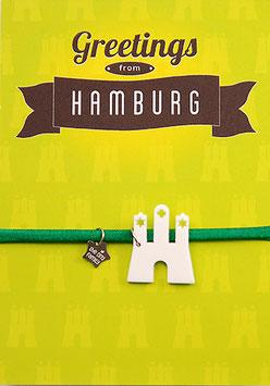 GREETINGS HAMBURG