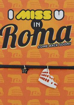 I MISS U IN ROMA