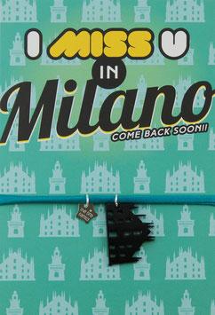 I MISS U IN MILANO