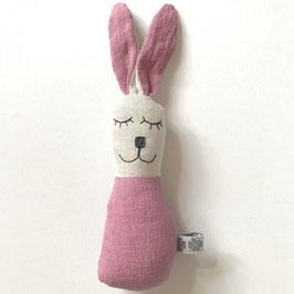 Bunny-Rassel mauve
