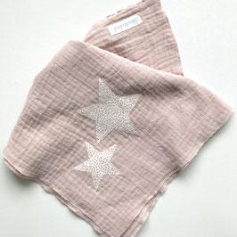 Nuschi rosé mit Sternen