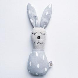 Bunny-Rassel grau