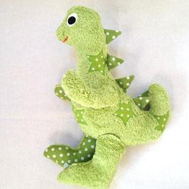 Spieluhr Dino grün/grün