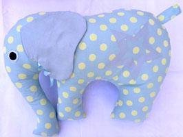 Elefant mintgrün mit Stern