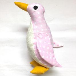 Pinguin Erna rosa