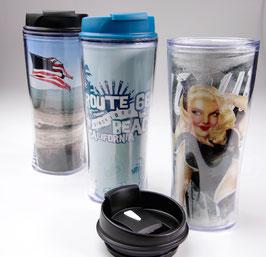 Coffee-To-Go-Becher – 300 ml, 3er Set