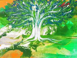 GREEN TREE OF HOPE
