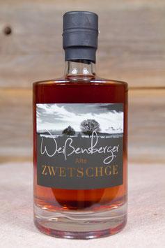 Weißensberger Alte Zwetschge 0,5l