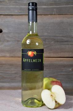 Apfelwein halbtrocken