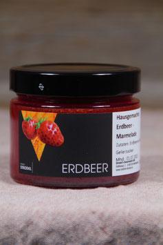 Erdbeer - Rhabarberkonfitüre