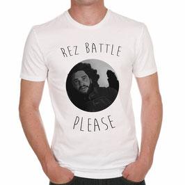 """T-Shirt """"Rez Battle Please"""""""
