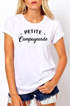 "T-Shirt ""Petite campagnarde"""
