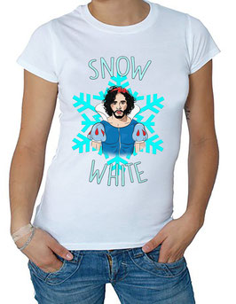"T-Shirt ""Snow-White"""