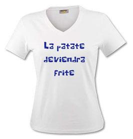 T-shirt La Patate
