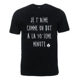 "T-Shirt ""Je t'aime"""