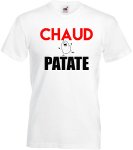 T-Shirt Chaud Patate