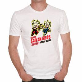 T-Shirt Super Saiyan Bros