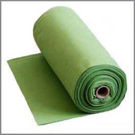 Bündchen Uni grasgrün
