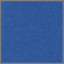 Jersey Uni sommerregen blau