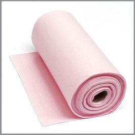 Bündchen Uni soft rosa