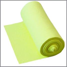 Bündchen Uni neon gelb