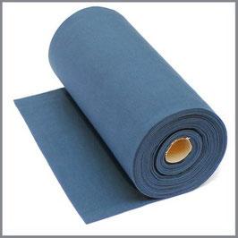 Bündchen Uni dunkel jeansblau
