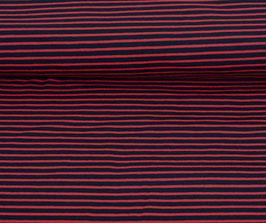 Streifen (rot-schwarz) - A480