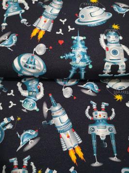 Robotter (dunkel blau)