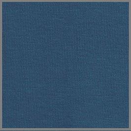 Jersey Uni dunkel jeansblau
