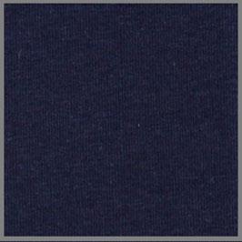 Jersey Uni nachtblau