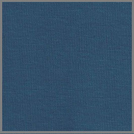 Sweat Uni dunkel jeansblau