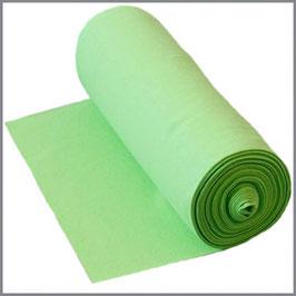 Bündchen Uni neon grün