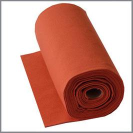 Bündchen Uni rost orange
