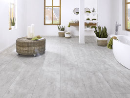 Vinylboden Cement light (1200x440x10,8)