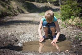Mit Kindern in die Natur