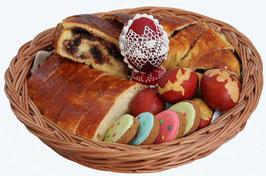 Хлебница круглая