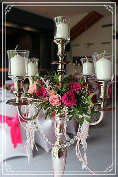 Glasaufsatz für Kerzenständer BIG oder CLASSIC