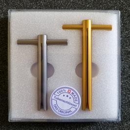 Tubenschlüssel Duo Geschenk-Set