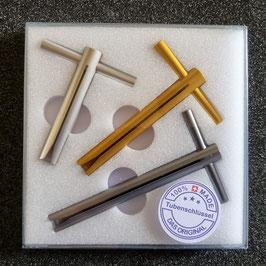 Tubenschlüssel Trio Geschenk-Set