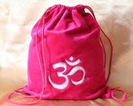 Nicki Kraft Beutel Pink Lotus Kristall