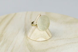 RING Brass simple Circle Copper or Brass