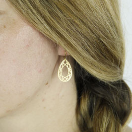 EARRINGS Geometric Drop