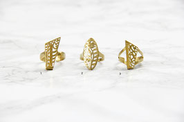 RING Brass Shapes