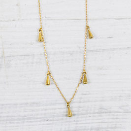 NECKLACE short mini Drops