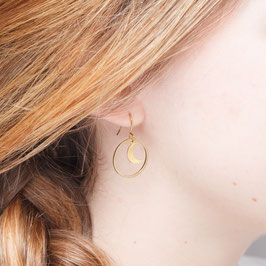 EARRINGS Moon